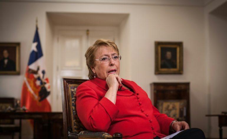 Michelle Bachelet prend la tête des droits de l'homme de l'ONU