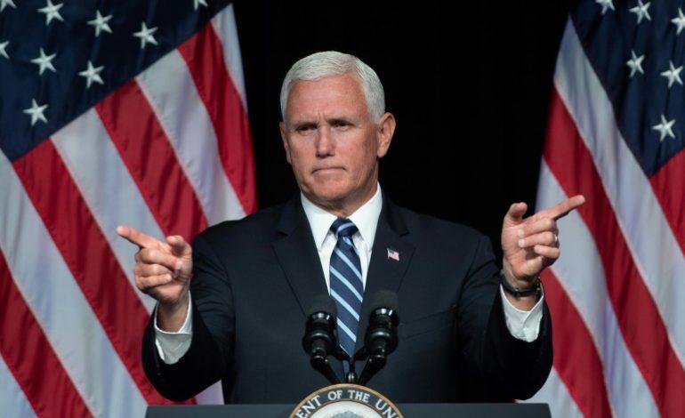 Les Etats-Unis vont créer une «Force de l'espace»