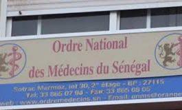Pour un renouvellement des organes de l'ordre des médecins du Sénégal