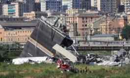 Effondrement du viaduc de Morandi à Gênes: le bilan provisoire est de 38 morts et une vingtaine de blessés