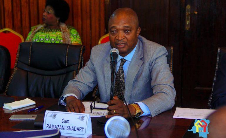 Joseph Kabila investit Ramazani Shadary en RD Congo