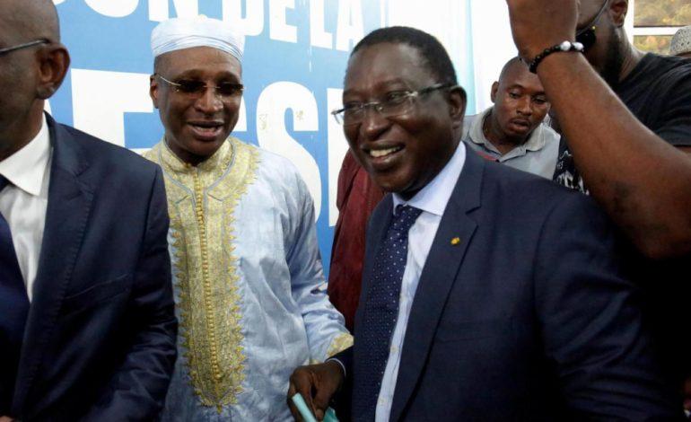 Comme en 2013, Soumaïla Cissé et Ibrahima Boubacar Keïta s'affronteront au au second tour au Mali