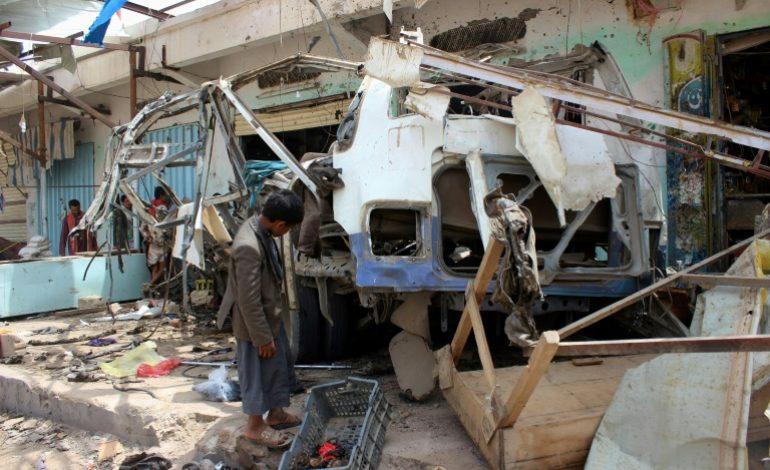 32 rebelles tués au Yémen, l'émissaire de l'ONU à Sanaa