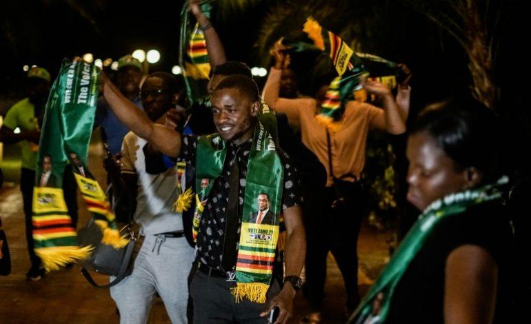 Emmerson Mnangagwa élu président, l'opposition rejette les résultats