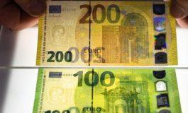 Les nouveaux billets de 100 et 200 euros