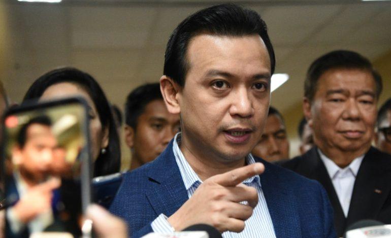 Rodrigo Duterte, le président Philippin ordonne l'arrestation de son principal opposant Antonio Trillanes