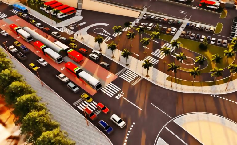 Lancement du projet de «Bus Rapide Transit» à Dakar