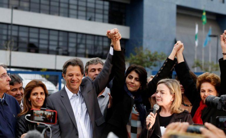 Fernando Haddad désigné candidat à la place de Lula au Brésil