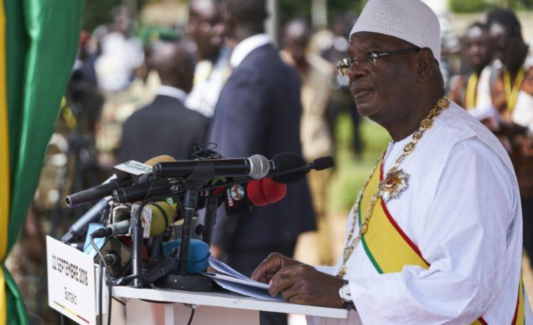 La «sécurisation» du Mali, priorité affichée du président Ibrahima Boubacar Keïta