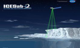 La Nasa envoie dans l'espace son laser ICESat-2 pour étudier la fonte des glaces sur la Terre