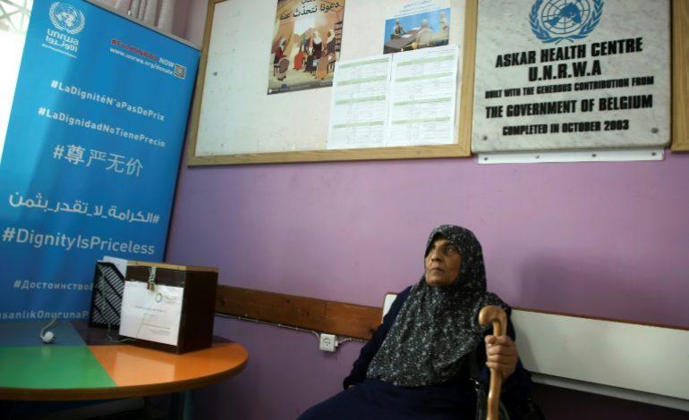 Colère et désarroi chez les réfugiés Palestiniens après la fin des financements américains