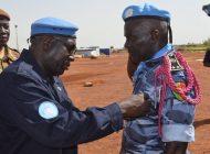 L'ONU honore les policiers sénégalais basés à Gao