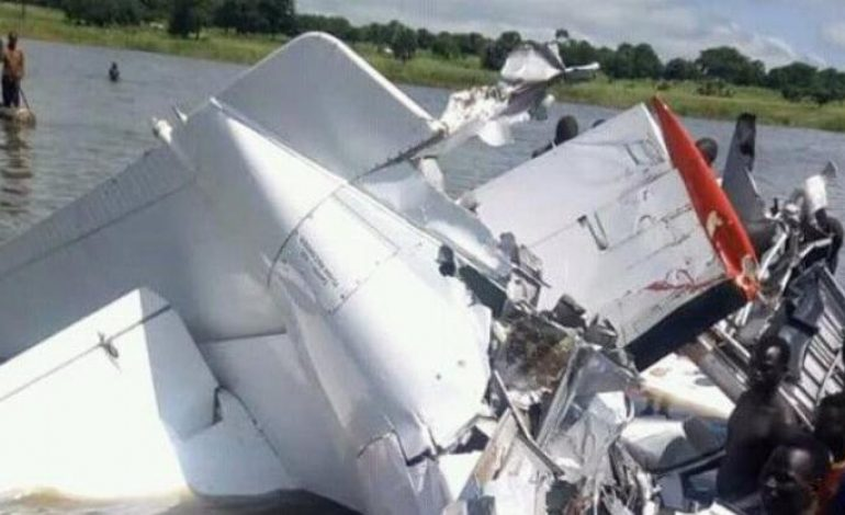 19 morts dans le crash d'un avion au sud Soudan