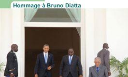 Décès de Bruno Diatta, chef du protocole à la présidence de la république du Sénégal