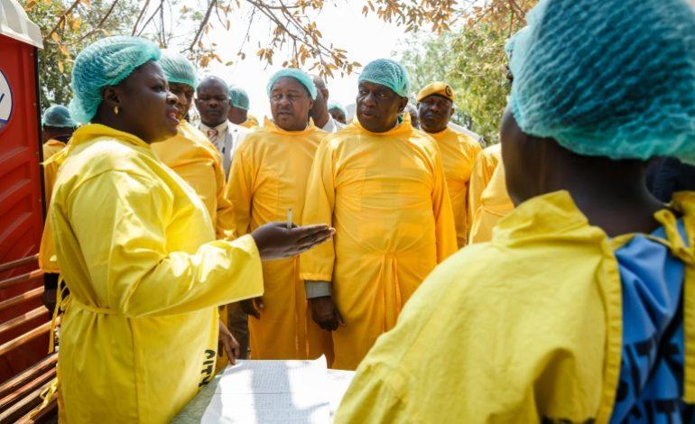 L'épidémie de choléra de trop au Zimbabwe
