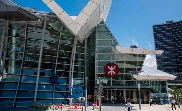 Pourquoi Hongkong cède un morceau de gare à Pékin