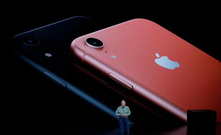 Apple dévoile trois iPhone dont deux de très haut de gamme iPhone Xs et Xs Max