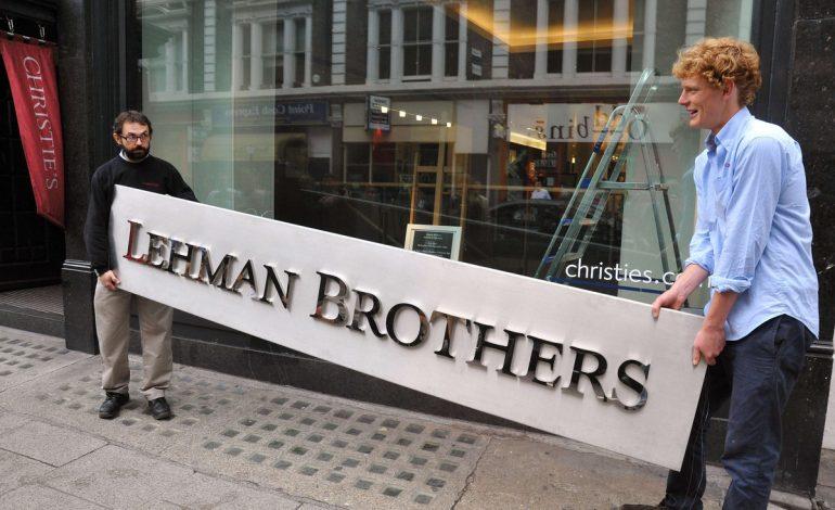 Faillite de Lehman Brothers: Il y a 10 ans, le monde sombrait dans la crise économique