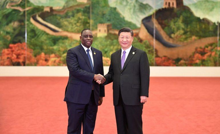 Macky Sall rejette les critiques occidentales sur la dette des pays africains vis-à-vis de la Chine