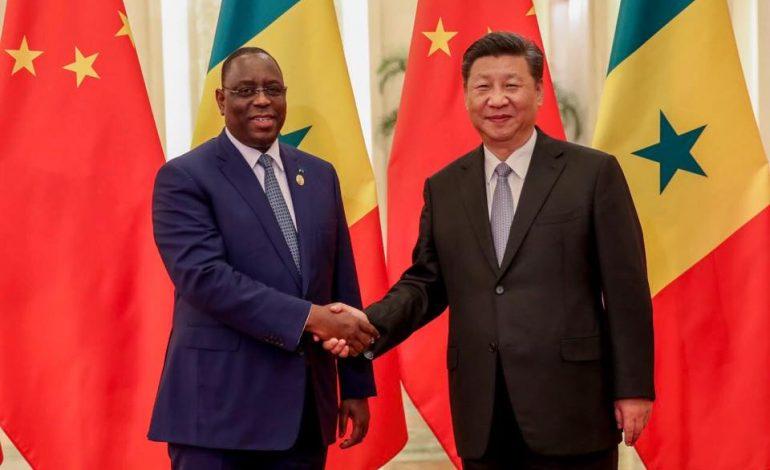 Macky Sall reçu par Xi Jinping en marge du sommet Chine-Afrique