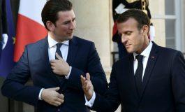 Sebastian Kurz veut un sommet UE-Afrique sur les migrants, Emmanuel Macron prône le renforcement des expulsions