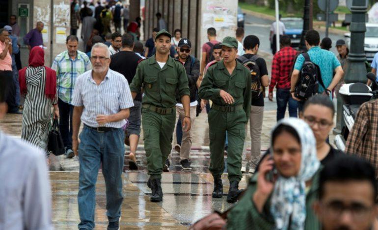 Le retour du service militaire obligatoire divise au Maroc