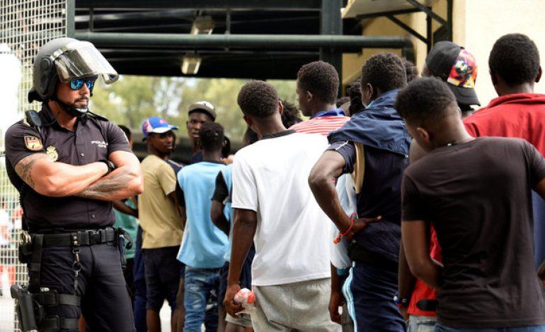 Les migrants subsahariens renvoyés de Sebta dont des Sénégalais ont été jugés et condamnés au Maroc