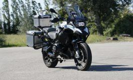 BMW fait rouler une moto sans conducteur