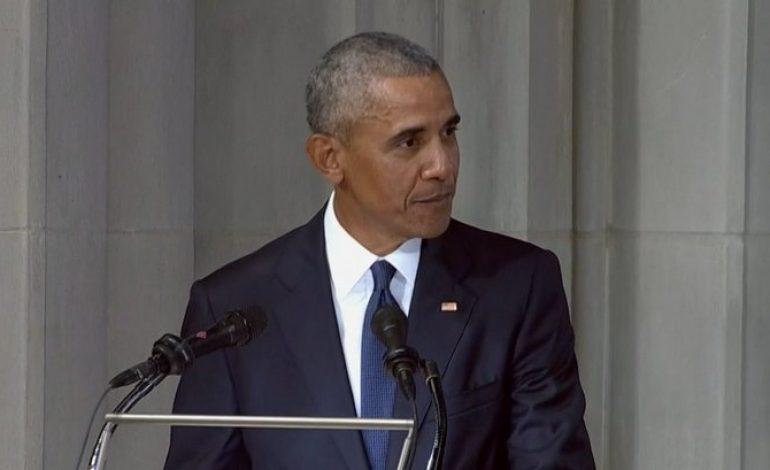 Barack Obama: «Qu'est-il arrivé au parti républicain?»