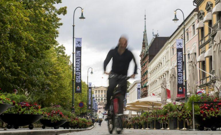 À Oslo, la «guerre à la voiture» est lancée