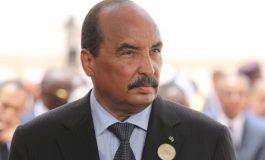 Le président mauritanien, Mouhamed Ould Abdel Aziz écarte toute idée d'un troisième mandat