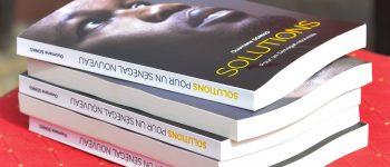 Le candidat Ousmane Sonko présente ses « Solutions » à la Place de la Nation à Dakar
