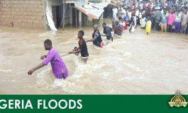 Plus de 100 morts au Nigéria après de fortes pluies