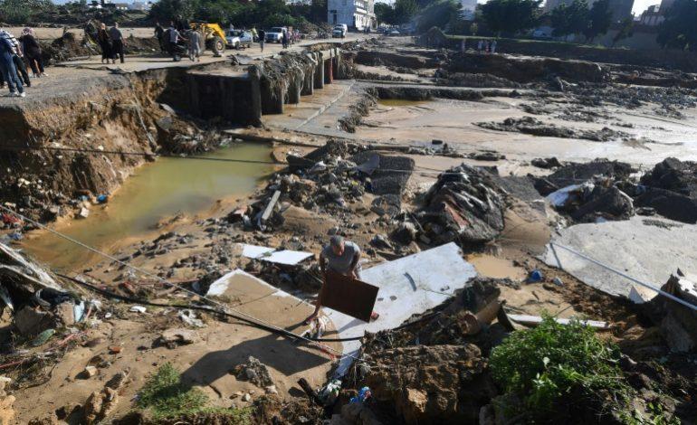 Des pluies torrentielles sèment le chaos et la mort dans le nord-est de la Tunisie