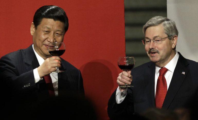 L'ambassadeur des Etats Unis en Chine convoqué au ministère des affaires étrangères