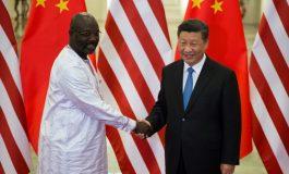 """Enquête sur l'entrée de billets au Liberia: Georges Weah réclame de la """"patience"""""""