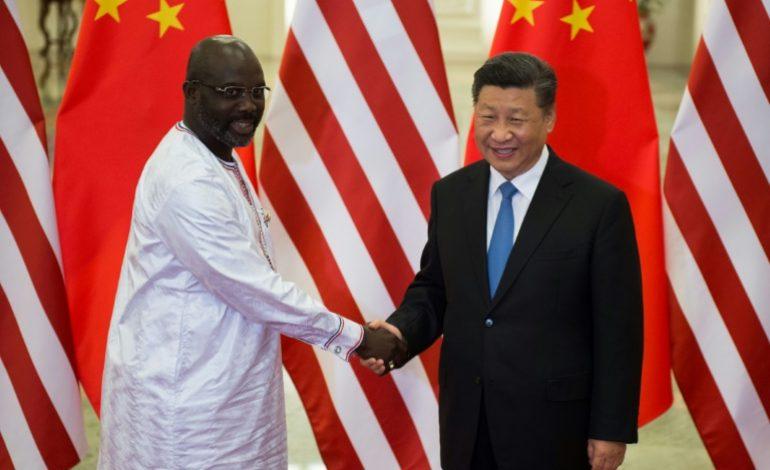 Enquête sur l'entrée de billets au Liberia: Georges Weah réclame de la «patience»