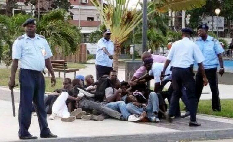 Quatre morts en marge d'une opération de police contre des clandestins en Angola