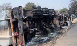 Plus de 50 morts dans l'explosion d'un camion-citerne en RD Congo