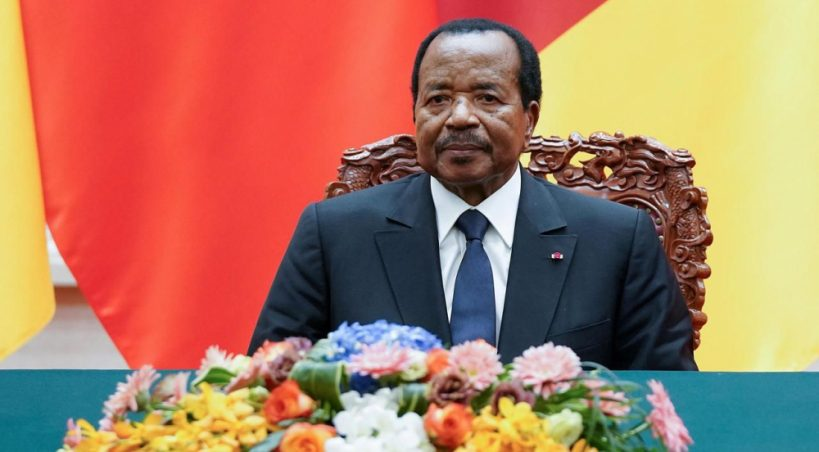 A la tête du Cameroun depuis 1982, Paul Biya, 85 ans, est réélu pour sept ans