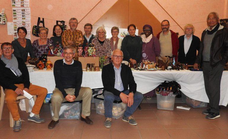 Solidarité pour les villageois de Gagnabougou à Marigny-le-Châtel