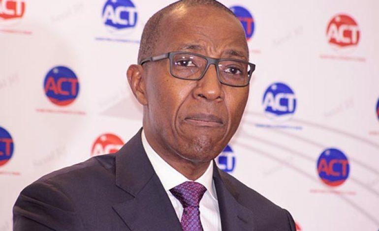 Abdoul Mbaye écrit à Pape Oumar Sakho, président du Conseil Constitutionnel
