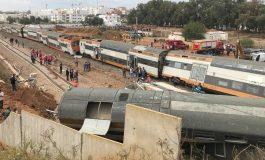 Un accident de train au Maroc fait au moins six morts et 86 blessés