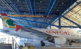Air Sénégal introduit son premier Airbus A319 pour le régional