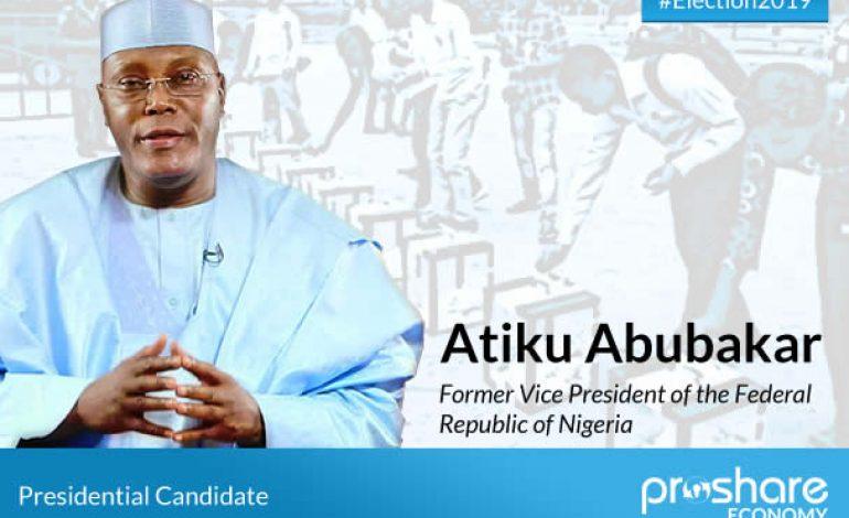 L'ancien vice-président nigérian, Atiku Abubakar remporte la primaire du principal parti d'opposition