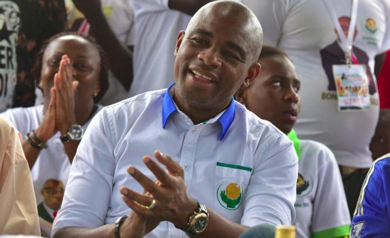 Bonaventure Kalou nouveau maire de Vavoua en Côte-d'Ivoire