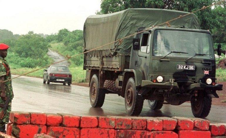 Accident d'un camion militaire en Sierra Leone: 11 morts et 70 blessés