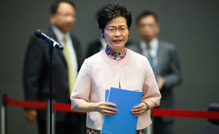 Hong Kong «agira sans faiblesse» contre les appels à l'indépendance