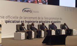 Lancement officiel de l'Institut National du Pétrole et du Gaz Sénégalais