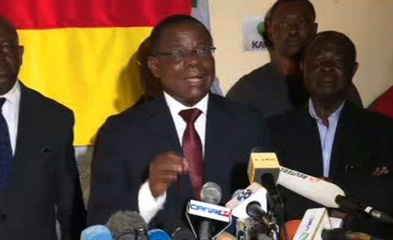 Le «penalty» de l'opposant Maurice Kamto au Cameroun n'entraîne pas sa victoire selon ministre de l'Intérieur